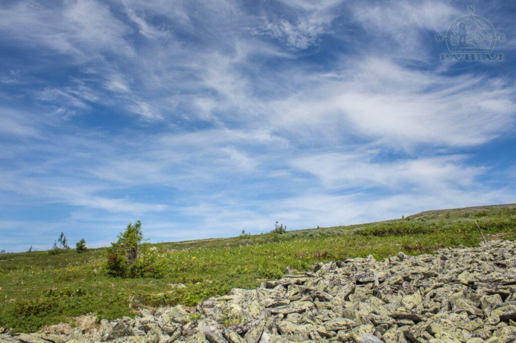 Перистые облака как признак изменения погоды